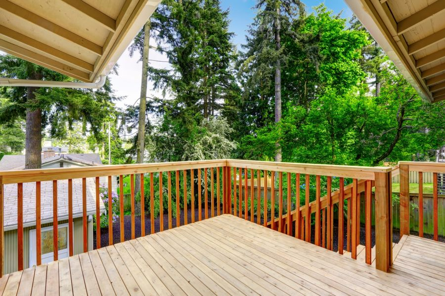 Deck Painting & Deck Staining by Mendoza's Paint & Remodeling