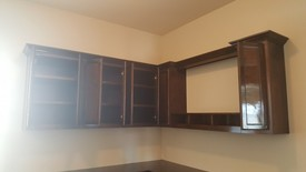 Cabinet painting in Houston Texas