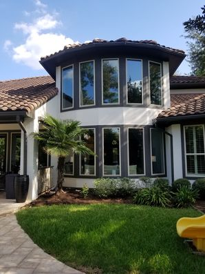 Before & After Exterior Painting in The Woodlands, TX (4)