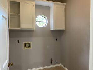 Before & After Kitchen Cabinets Re-finishing in Humble, TX (8)