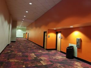 Movie Theatre Before & After Painting in Houston, TX (8)