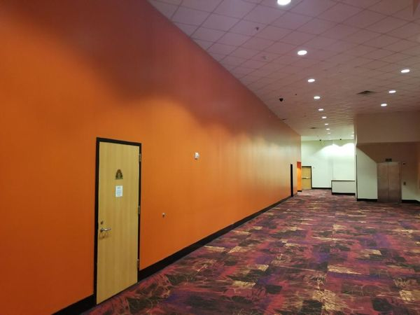 Movie Theatre Before & After Painting in Houston, TX (9)