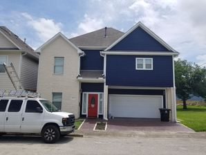Before & After Exterior Painting in Houston, TX (2)
