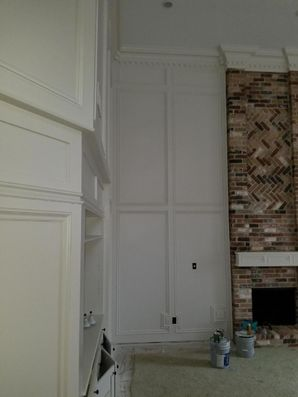 Before & After Interior Painting in Houston, TX (7)