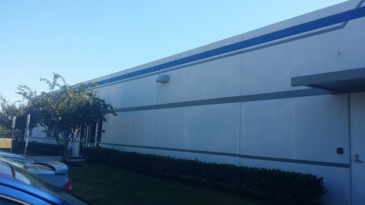 Commercial Exterior Painting in Tomball, TX