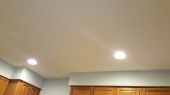 Before & After ceiling drywall/texture, paint repaired and wall paper removal, TX