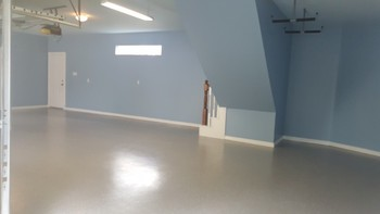 garage floor painting in cypress tx