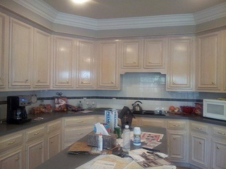 Cabinet Refinishing By Mendoza S Paint Remodeling