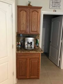 Before & After Cabinet Painting in Richmond, TX (2)