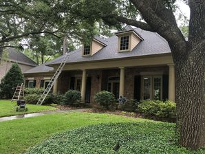 Before & After Exterior Painting in Humble, TX (1)