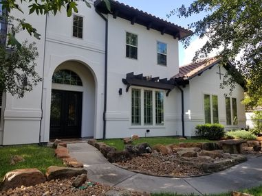 Before & After Exterior Painting in The Woodlands, TX (10)