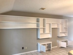 Interior Painting & Cabinet Installation in Bear Creek, TX (2)