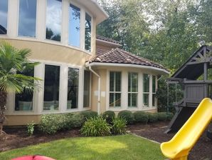 Before & After Exterior Painting in The Woodlands, TX (7)