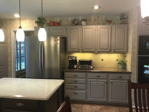 Kitchen Cabinet Painting in Sugarlad, TX (5)